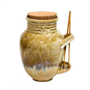 Purchase Stoneware Olive Jar