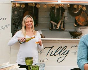 Tilly the Tipsy Trailer