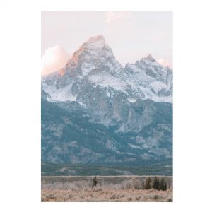 Buy Teton Twilight at Blair Worthington Art