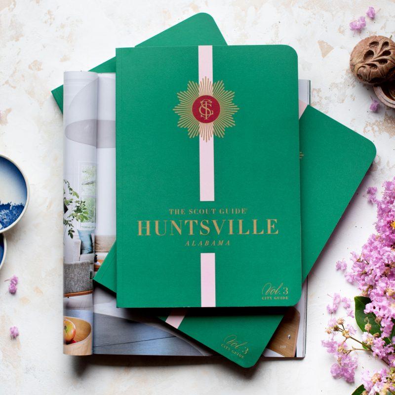 The Scout Guide Huntsville Volume 3