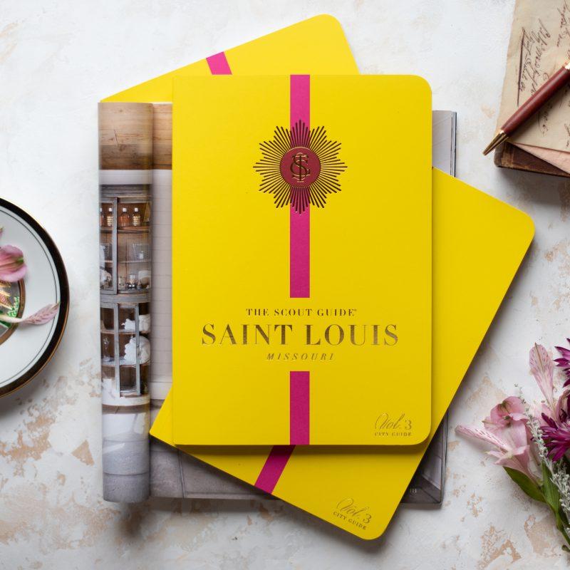The Scout Guide Saint Louis Volume 3