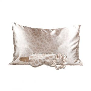 Buy kitsch Satin Sleep Set
