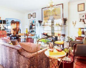 Lindley Martens Design & Laurel Road Antiques & Modern
