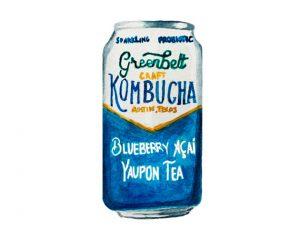 Greenbelt Craft Kombucha