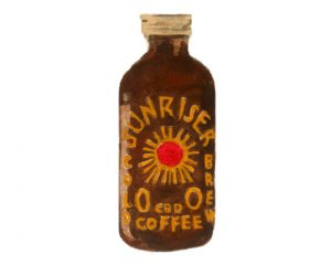Sunriser CBD Cold Brew Coffee