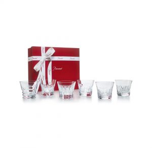 Buy Everyday Baccarat Old Fashioned Tumblers at Little House Shop