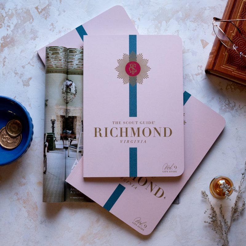 The Scout Guide Richmond Volume 9