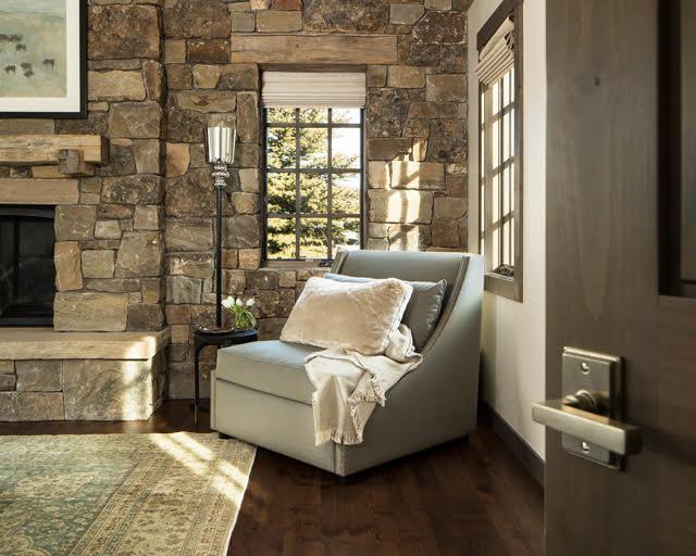 Snake River Interiors Living Room